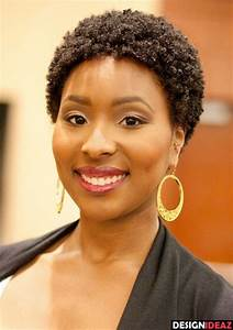 50 Best Natural Hairstyles For Short Hair 2017