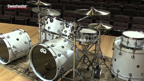 Dw Performance Lacquer Series 5-piece Drum Kit Review By