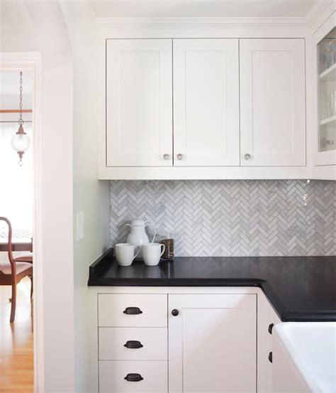 simply white kitchen cabinets kitchens benjamin simply white cabinets and gray 5251