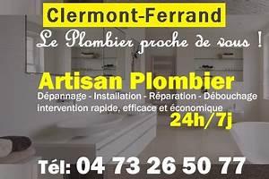 Plombier Chauffagiste Clermont Ferrand : plombier clermont ferrand d pannage 24h 7j 04 73 26 50 77 ~ Premium-room.com Idées de Décoration
