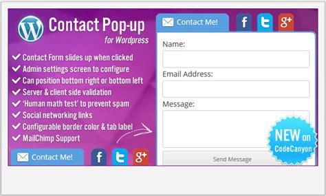 wordpress contact form plugins wptemplate