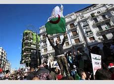 Algerian doctors join Bouteflika protests defenceWeb