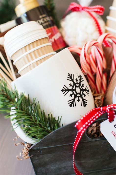 top  diy gift basket ideas  christmas top inspired