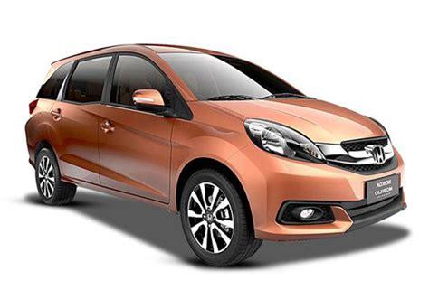 Honda Mobilio Picture by Honda Mobilio Pictures Honda Mobilio Photos And Images