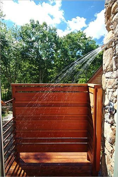 style  outdoor showers bostoncom