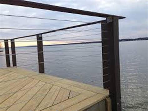 Deck Cable Railing Systems Interior ? Railing Stairs And