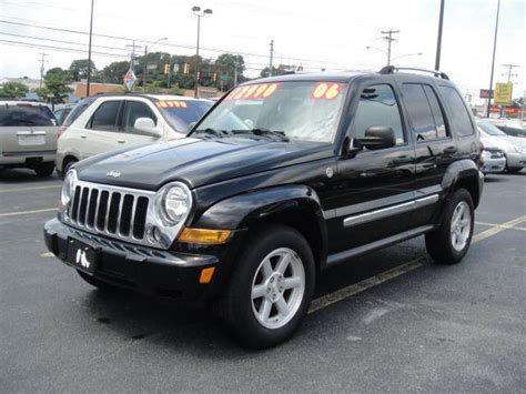 Currently have on the car p235/70r16. 2006 Jeep Liberty Limited for Sale in Duncansville ...
