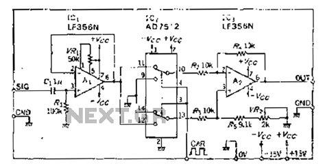 Demodulator Circuit Other Circuits Next