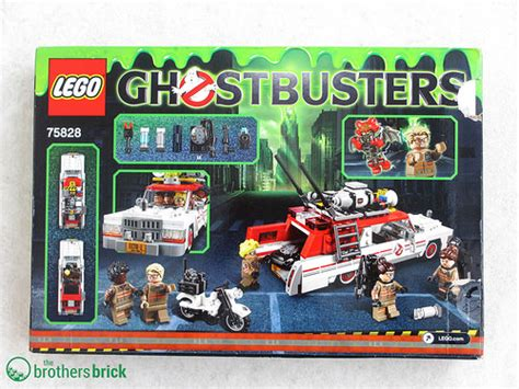 Ghostbusters 3 Ecto 1 & 2 [review]