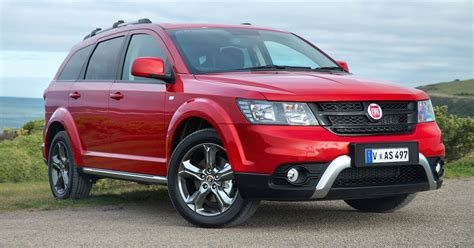 2011 15 Dodge Journey, Fiat Freemont recalled for steering