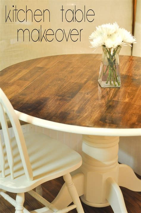 decorating  dental school kitchen table makeover
