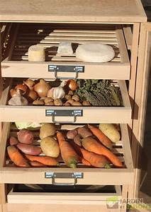 Garde Manger Cuisine : garde manger l gumier fruitier bas id es pour la maison ~ Nature-et-papiers.com Idées de Décoration