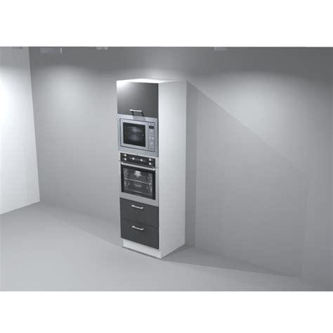meuble colonne pour cuisine colonne de cuisine pour four et micro onde 0 de cuisine