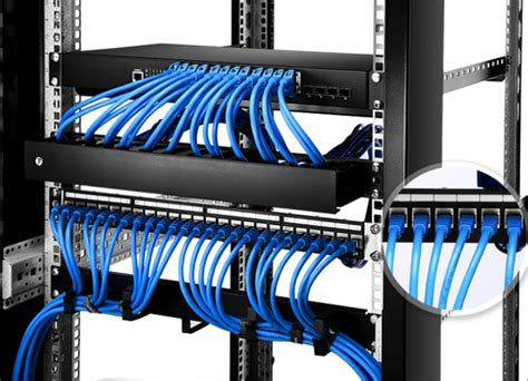 How Use Cata Patch Panel For Network Cabling Fiber