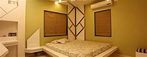 10 gorgeous small bedroom designs for indian homes With interior designs of small rooms