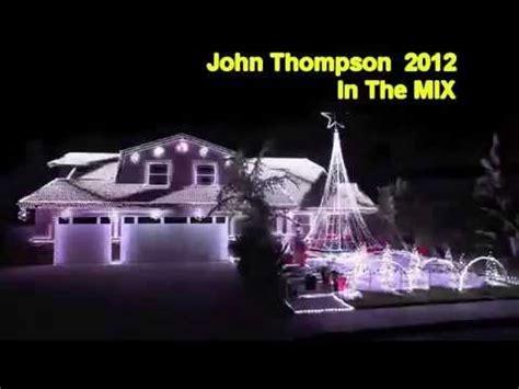 illumination light show coupon christmas led lights house display promo 2012 by john
