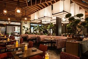 Japanese restaurant interior design