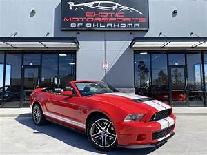 Used 2010 Ford Mustang Shelby GT500 For Sale (Sold) | Exotic Motorsports of Oklahoma Stock #P82