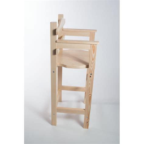 jouet cuisine en bois chaise haute en bois quot sagard quot au coeur 2