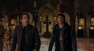 HD Picture- Ben Stiller (Larry Daley) and Skyler Gisondo ...