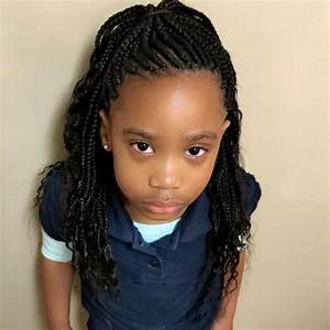 60 Cute Braids For Kids - Adorable Styles For Little ...