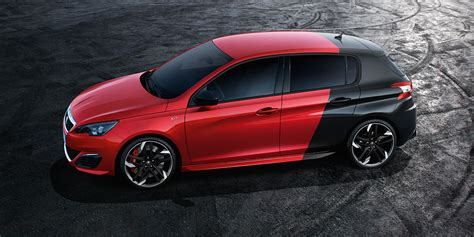 awesome peugeot sport the new 308 gti by peugeot sport peugeot rapport