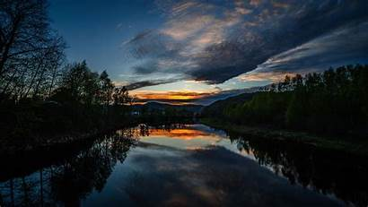 Wallpapers Sunset Nature Clouds Desktop Background Landscapes