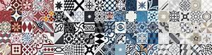 Carreau De Ciment Mural Cuisine : carreaux de ciment 5 bonnes raisons d 39 adopter la tendance mesa bella blog ~ Louise-bijoux.com Idées de Décoration