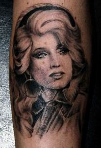 35 Amazing Dolly Parton Tattoos NSF MUSIC STATION Part 2