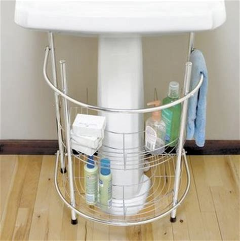 storage solutions   bathroom