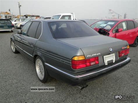 1989 Alpina No 72 E32 B12 87300km Japan Direct Import