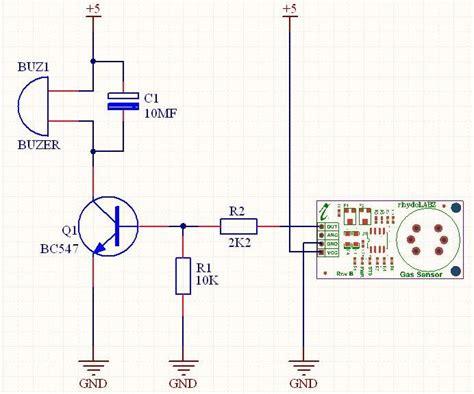 Lpg Gas Sensor Module