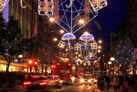 christmas lights switch on dates 2017 from london s