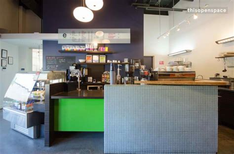 The first thing to note is that spent grounds is not a coffee shop. thisopenspace   Cozy Modern Coffee Shop in East Side ...
