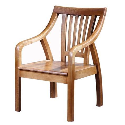 chaise mobilier de huayi fauteuil en bois massif frêne de mandchourie chaise