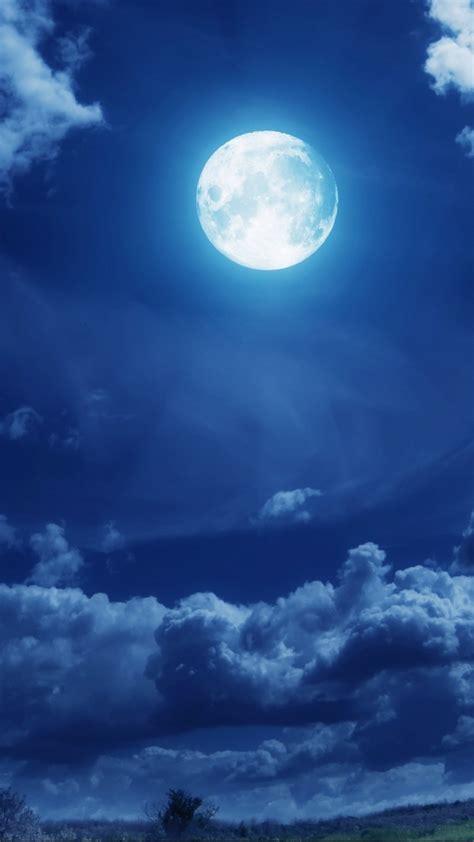 blue moon wallpaper  images