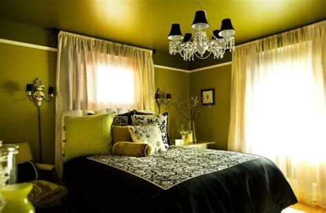 Black Lampshades Assure Bold And Beautiful