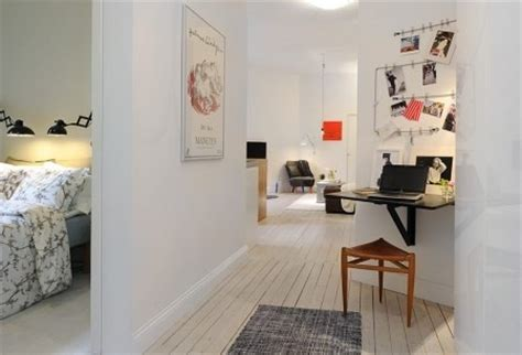 departamento pequeno  estilo nordico interiores