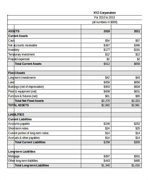 pro forma income statement template 15 pro forma templates free excel word pdf formats