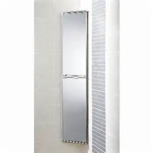 Tall Corner Bathroom Cabinet by Hib Flecha Stainless Steel Corner Cabinet 1043009