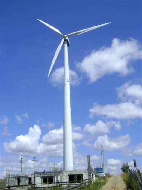 Ветряная турбина с вертикальной осью вращения