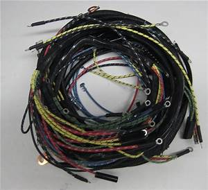 Willys America Jeepster Wiring Harness For Willys Overland