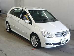 Classe B 2008 : 2008 mercedes benz b class b170 sports package japanese used cars auction online japanese ~ Medecine-chirurgie-esthetiques.com Avis de Voitures