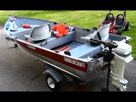 Fishing Boat Jobs Southton by 12 Ft Aluminum Fishing Boat Restoration Customization And
