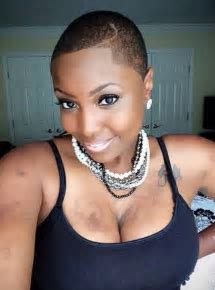 417 best females rocking Baldie's and Twa haircut images