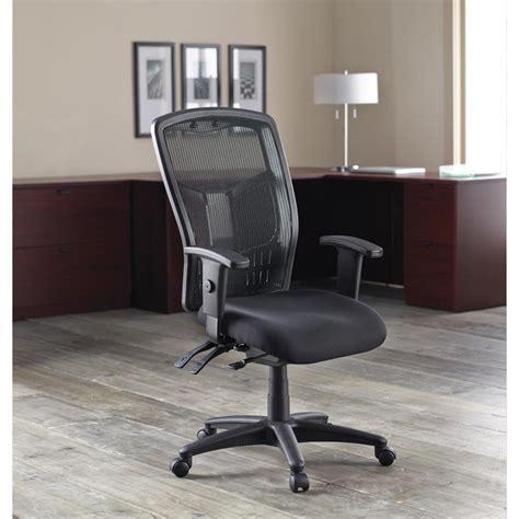 desk chair mat for carpet amazon com lorell executive high back chair mesh fabric