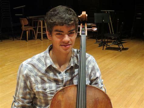 lhs junior toner named national honor orchestra lakewood city