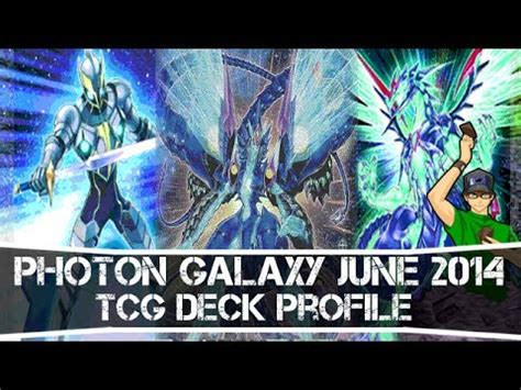 yugioh photon galaxy tcg deck profile june 2014 how to
