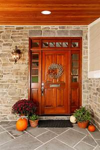 67, cute, and, inviting, fall, front, door, d, u00e9cor, ideas
