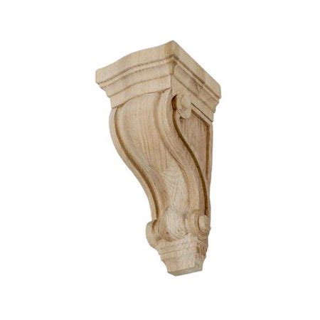 Wood Corbels Canada by American Pro Decor 5apd10470 Small Plain Wood Corbel